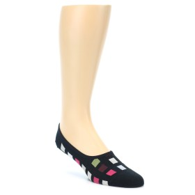 20999-black-multi-color-blocks-mens-no-show-sock-ozone-socks01