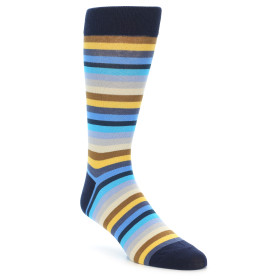 20033-navy-blue-gold-stripe-mens-dress-sock-foot-traffic01