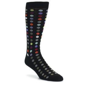 20047-multi-colored-black-polka-dot-mens-dress-sock-ozone-socks01