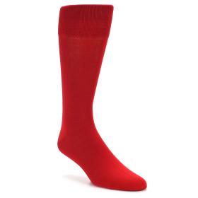 20062-red-solid-color-mens-dress-sock-vannucci01