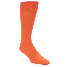 20074-orange-solid-color-mens-dress-sock-vannucci01