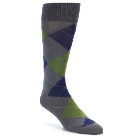 20154-gray-blue-green-argyle-mens-dress-sock-vannucci01