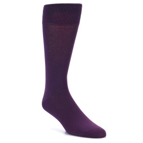 20155-dark-purple-solid-color-mens-dress-sock-vannucci01