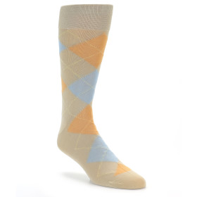 20490-khaki-blue-orange-argyle-mens-dress-sock-vannucci01