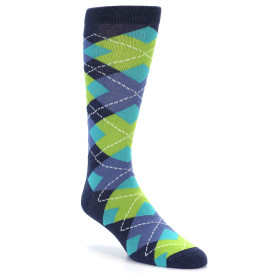 21086-blues-lime-green-argyle-men's-dress-socks-argoz01