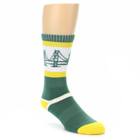 21281-green-yellow-san-francisco-city-men's-athletic-crew-socks-strideline01