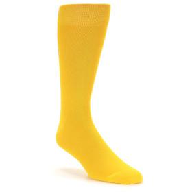 21496-golden-yellow-solid-color-men's-dress-socks-boldsocks01