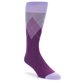 21507-Purples-Argyle-Men's-Dress-Socks-Original-Penguin01