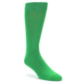 21555-kelly-green-solid-color-men's-dress-socks-boldsocks01