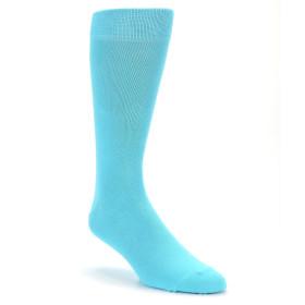 21562-pool-blue-solid-color-men's-dress-socks-boldsocks01