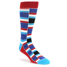 21570-bluxe-red-white-stacked-men's-dress-socks-statement-sockwear01