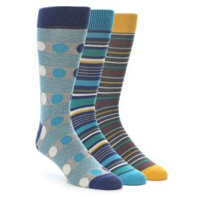21747-stripe-&-polka-dot-men's-dress-socks-gift-box-3-pack-pact01