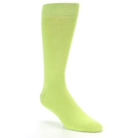 21773-lime-green-solid-color-men's-dress-socks-boldsocks01