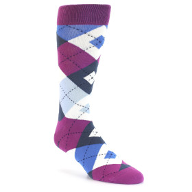 21784-mulberry-blues-argyle-men's-dress-socks-statement-sockwear01