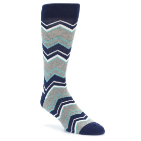 21830-Navy-Grey-Zig-Zag-Stripe-Men's-Dress-Socks-PACT01