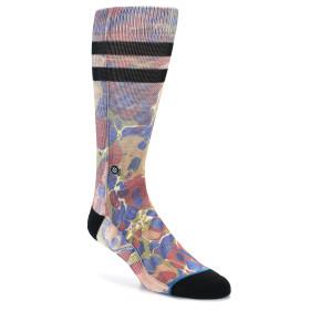 21842-Marbled-Print-Men's-Casual-Socks-STANCE01