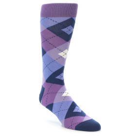 21900-Purples-Blue-Argyle-Men's-Dress-Socks-Statement-Sockwear01