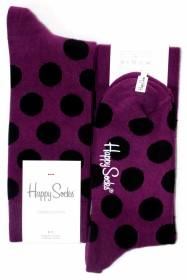 2222423-happy-socks-womans-purple-black-polka-dot