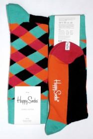 2309003-happy-socks-aqua-orange-pink-black-diamond-argyle