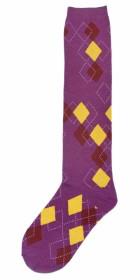 4707870-sitm-purple-maroon-yellow-argyle-womens-knee-high
