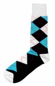 4958692-el-black-white-blue-argyle