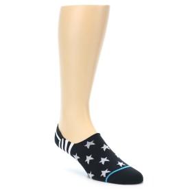 21994-Black-White-Stars-Mens-Liner-Socks-STANCE01
