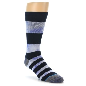 22103-Black-White-Blue-Stripe-Men-s-Athletic-Crew-Socks-STANCE01