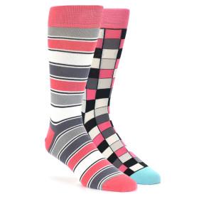 stripe-check-pink