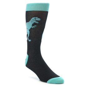 Good Luck Sock T-Rex Men's Dress Sock