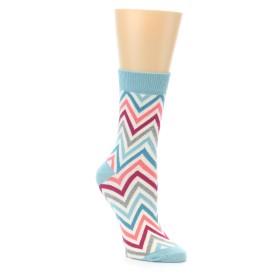 PACT Women's Switchback Crew Sock