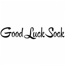 Good Luck Sock Logo