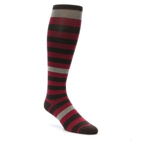 Vim Vigr Brown Stripe 15-20mmHg Compression Socks