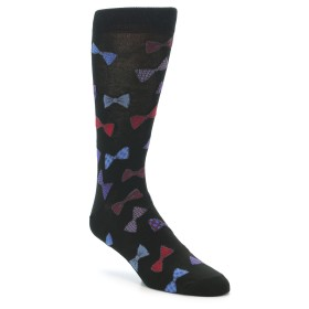Men's Socks with Bow-Ties
