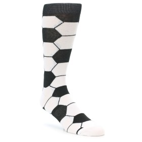 Novelty Men's Soccer Ball Socks