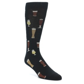 Novelty Men's Beer Socks