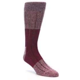 22189-Red-Wool-Blend-Mens-Dress-Socks-Happy-Socks01