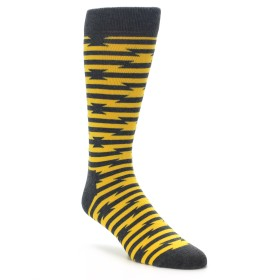 22192-Charcoal-Yellow-Barbwire-Stripe-Mens-Dress-Socks-Happy-Socks01