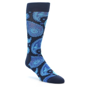 22194-Navy-Aqua-Paisley-Mens-Dress-Socks-Happy-Socks01