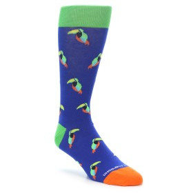 Men's Toucan Bird Novelty Socks