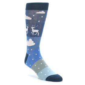 Novelty Christmas Reindeer Socks
