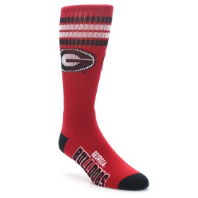NCAA Georgia Bulldog Socks