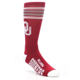 NCAA Oklahoma Sooners Collegiate Socks