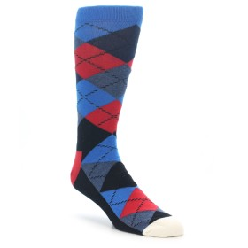 Happy Socks King Size XL Argyle Socks