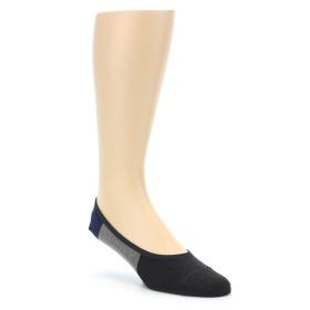 Smartwool No Show Liner Socks Lifestyle Divide Line Men's Brown Socks