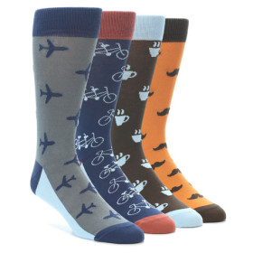 boldSOCKS Novelty Sock Collection for Men