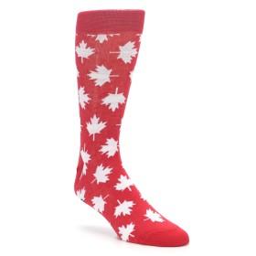 Men's Canada Leaf Socks