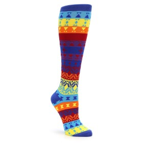 Kaleidoscope Socks