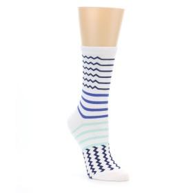 Richer Poorer Women's Beachbomber Socks