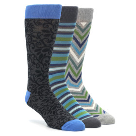 PACT Switchback Sock Gift Box for Men