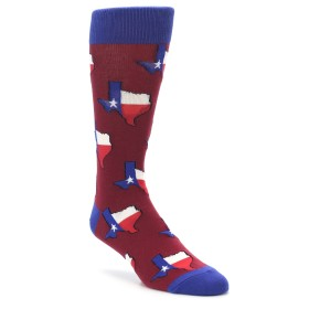 Men's Novelty Texas Socks